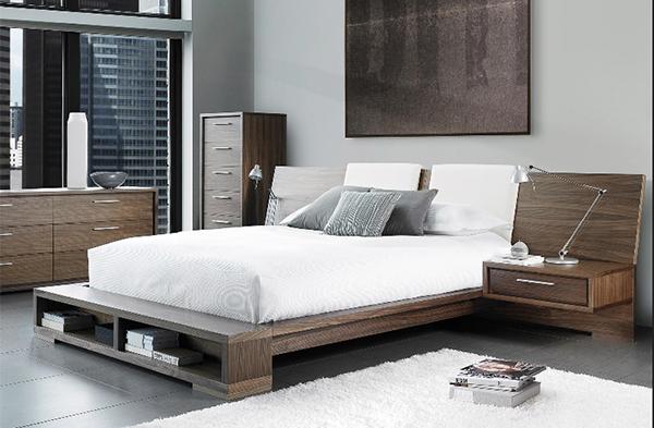 Mobican Sleek and Modern Sonoma Bedroom Furniture at ...
