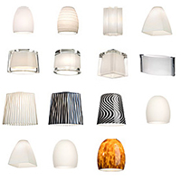 Holtkotter Glass Shades for #5517
